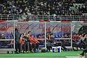 Alberto Zaccheroni (JPN), FEBRUARY 24, 2012 - Football / Soccer : KIRIN Challenge Cup 2012 mach between Japan 3-1 Iceland at Nagai Stadium in Osaka, Japan. (Photo by Akihiro Sugimoto/AFLO SPORT) [1080]