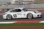 Andrew Davis (59), Driver of Brumos Racing Porsche GT3 in action during the Grand-Am of the Americas practice and qualifying sessions at the Circuit of the Americas race track in Austin,Texas...