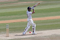 Ravi Bopara hits 4 runs for Essex during Essex CCC vs Somerset CCC, Specsavers County Championship Division 1 Cricket at The Cloudfm County Ground on 28th June 2018