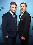 """Trip Cullman and Joshua Harmon attends the Broadway Opening Night performance after party for """"Significant Other"""" at the Redeye Grill on March 2, 2017 in New York City."""