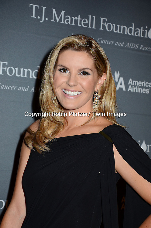 singer Grace Potter attends The 37th Annual TJ Martell Foundation Honors Gala on October 23, 2012 at Cipriani 42nd Street in New York City. The foundation is for Leukemia, Cancer and AIDS Reserarch.