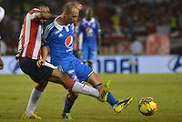 Atletico Junior vs. Millonarios, 07-05-2014