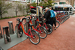 Rental Bike System, Washington, DC, dc124751