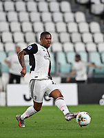 Calcio, Serie A: Juventus - Lazio, Allianz Stadium, July 20, 2020.<br /> Juventus' Douglas Costa in action during the Italian Serie A football match between Juventus and Lazio at the Allianz stadium in Turin, July 20, 2020.<br /> UPDATE IMAGES PRESS/Isabella Bonotto
