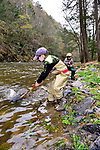 KIDS FLY FISHING