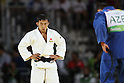 Naohisa Takato (JPN),<br /> AUGUST 6, 2016 - Judo : <br /> Men's -60kg 3rd place match<br /> at Carioca Arena 2 <br /> during the Rio 2016 Olympic Games in Rio de Janeiro, Brazil. <br /> (Photo by Koji Aoki/AFLO SPORT)