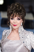 "Dame Joan Collins<br /> arrives for the premiere of ""The Time of Their Lives"" at the Curzon Mayfair, London.<br /> <br /> <br /> ©Ash Knotek  D3239  08/03/2017"