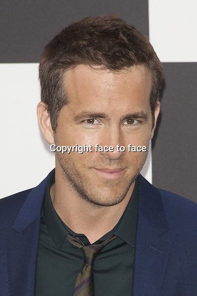 NEW YORK, NY - JULY 9: Ryan Reynolds attends the 'Turbo' premiere at AMC Loews Lincoln Square on July 9, 2013 in New York City.<br />