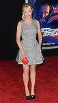 "Charlotte Ross arriving at the ""Need For Speed Premiere"" held at TCL Chinese Theatre Los Angeles, Ca. March 6, 2014."