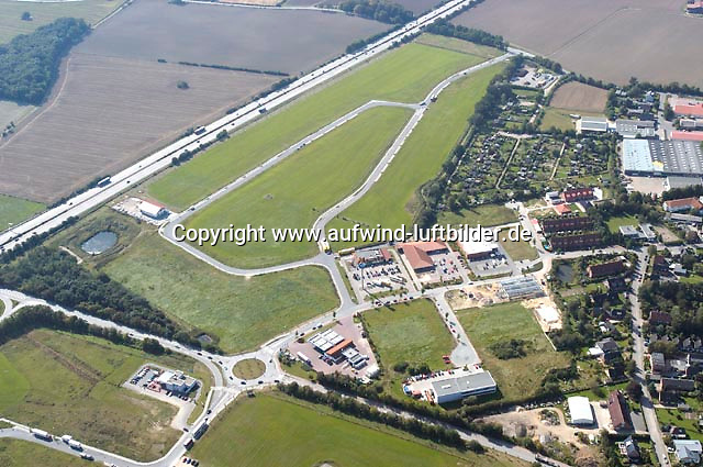 Deutschland, Schleswig- Holstein, Reinfeld, Gewerbegebiet, A1