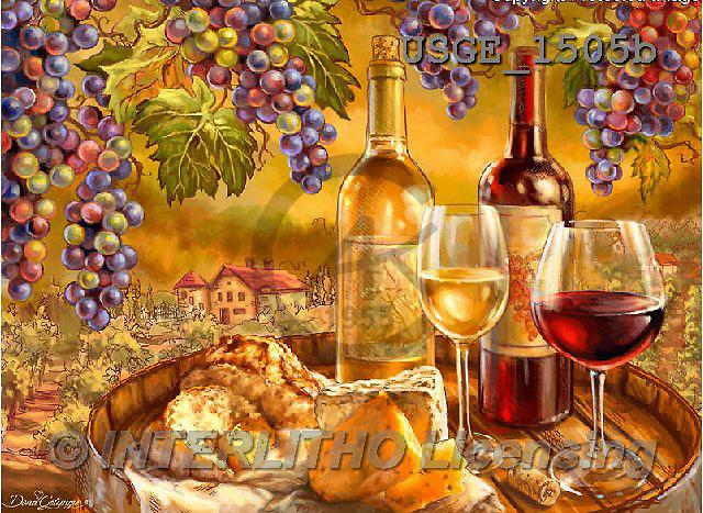 Dona Gelsinger, STILL LIFE STILLLEBEN, NATURALEZA MORTA, flowers, Blumen, flores, paintings+++++,USGE1505B,#I#,#F# ,autumn,fall