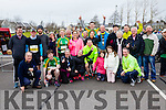 The Slattery family running at the Kerry's Eye Tralee, Tralee International Marathon and Half Marathon on Saturday.