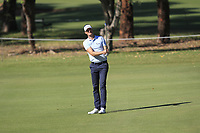 Sebastian Heisele (GER) in action on the 11th during Round 2 of the ISPS Handa World Super 6 Perth at Lake Karrinyup Country Club on the Friday 9th February 2018.<br /> Picture:  Thos Caffrey / www.golffile.ie<br /> <br /> All photo usage must carry mandatory copyright credit (&copy; Golffile   Thos Caffrey)