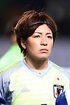 Sakiko Ikeda (JPN), <br /> DECEMBER 11, 2017 - Football / Soccer : <br /> EAFF E-1 Football Championship 2017 Women's Final match <br /> between Japan 1-0 China <br /> at Fukuda Denshi Arena in Chiba, Japan. <br /> (Photo by Naoki Nishimura/AFLO SPORT)