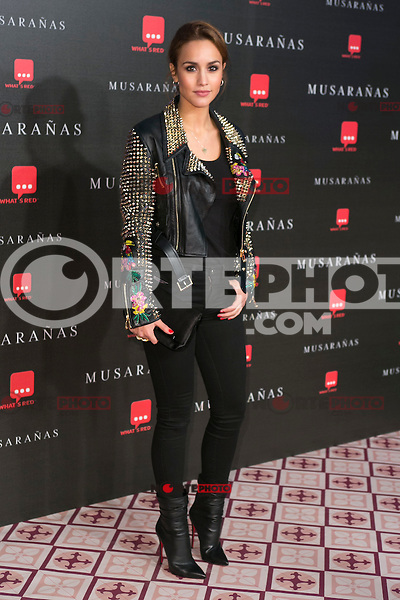 "Megan Montaner attend the Premiere of the movie ""Musaranas"" in Madrid, Spain. December 17, 2014. (ALTERPHOTOS/Carlos Dafonte) /NortePhoto /NortePhoto.com"