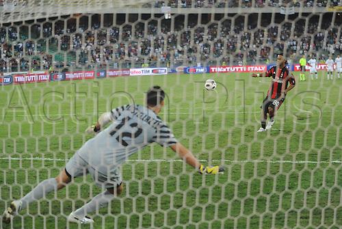 13 08 2010 Serie A - AC Milan, Ronaldinho