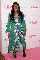Perri Shakes-Drayton at the &quot;I, Tonya&quot; premiere at the Curzon Mayfair, London, UK. <br /> 15 February  2018<br /> Picture: Steve Vas/Featureflash/SilverHub 0208 004 5359 sales@silverhubmedia.com