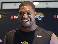 SEP 22 NFL Jacksonville Jaguars Press Conference