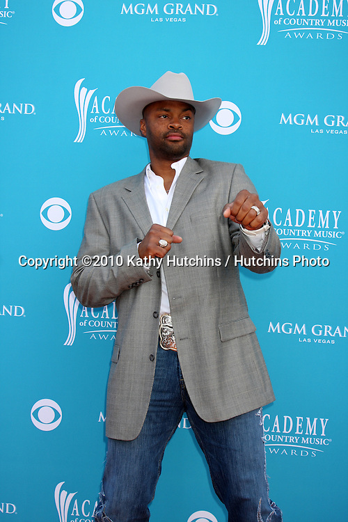 Cowboy Troy.arrives at the Academy of Country Music Awards 2010.MGM Garden Arena.Las Vegas, NV.April 18, 2010.©2010 Kathy Hutchins / Hutchins Photo....
