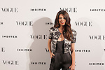 Juana Acosta poses during the 2015 Vogue Fashion Awards in Madrid, Spain. May 19, 2015. (ALTERPHOTOS/Victor Blanco)