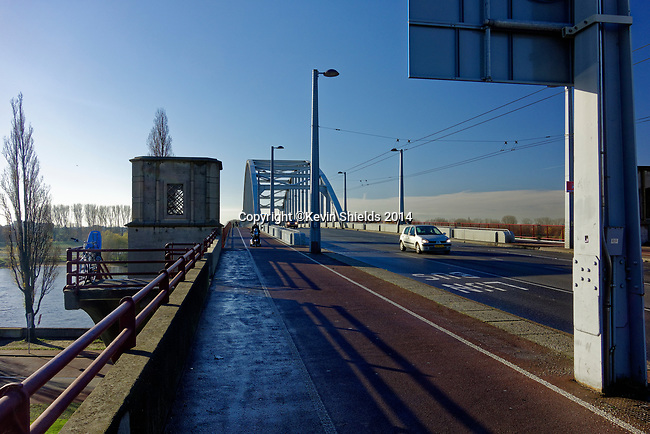 John Frost Bridge, Arnhem, The Netherlands