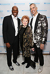 Kenny Leon, Anita Gillette and Jerry Mitchell attend the SDC Foundation presents The Mr. Abbott Award honoring Kenny Leon at ESPACE on March 27, 2017 in New York City.
