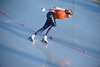 SPEED SKATING: COLLALBO: Arena Ritten, 11-01-2019, ISU European Speed Skating Championships, Thomas Krol (NED), ©photo Martin de Jong