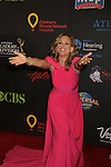 Marlee Matlin is a presenter at the 38th Annual Daytime Entertainment Emmy Awards 2011 held on June 19, 2011 at the Las Vegas Hilton, Las Vegas, Nevada. (Photo by Sue Coflin/Max Photos)