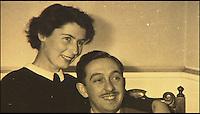 BNPS.co.uk (01202 558833)<br /> Pic: HelenWilson/BNPS<br /> <br /> ***Please Use Full Byline***<br /> <br /> Helen Wilson with her husband Trevor.