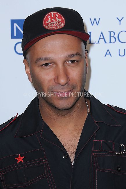 WWW.ACEPIXS.COM . . . . . .October 13, 2012...New York City....Tom Morello attends Comedy Central's Night of Too Many Stars: America Comes Together for Autism Programs at The Beacon Theatre on October 13, 2012 in New York City ....Please byline: KRISTIN CALLAHAN - ACEPIXS.COM.. . . . . . ..Ace Pictures, Inc: ..tel: (212) 243 8787 or (646) 769 0430..e-mail: info@acepixs.com..web: http://www.acepixs.com .