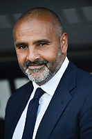 Fabio Liverani Lecce coach<br /> Roma 10-11-2019 Stadio Olimpico <br /> Football Serie A 2019/2020 <br /> SS Lazio - Lecce<br /> Foto Antonietta Baldassarre / Insidefoto