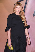 Molly Goddard at the Fashion Awards 2016 at the Royal Albert Hall, London. December 5, 2016<br /> Picture: Steve Vas/Featureflash/SilverHub 0208 004 5359/ 07711 972644 Editors@silverhubmedia.com