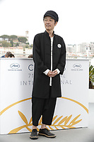 Lily Franky attends the photocall for 'Shoplifters (Manbiki Kazoku)' during the 71st annual Cannes Film Festival at Palais des Festivals on May 14, 2018 in Cannes, France.<br /> CAP/GOL<br /> &copy;GOL/Capital Pictures