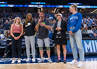 USWNT Minnesota Lynx Game Visit, September 1, 2019