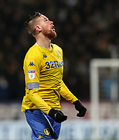 Leeds United's Pontus Jansson <br /> <br /> Photographer Andrew Kearns/CameraSport<br /> <br /> The EFL Sky Bet Championship - Bolton Wanderers v Leeds United - Saturday 15th December 2018 - University of Bolton Stadium - Bolton<br /> <br /> World Copyright &copy; 2018 CameraSport. All rights reserved. 43 Linden Ave. Countesthorpe. Leicester. England. LE8 5PG - Tel: +44 (0) 116 277 4147 - admin@camerasport.com - www.camerasport.com