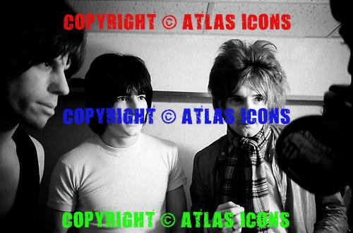 Jeff Beck Group 1968<br /> Photo Credit: Baron Wolman\AtlasIcons.com