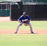 Pedro Baez / Los Angeles Dodgers 2008 Instructional League..Photo by:  Bill Mitchell/Four Seam Images