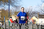 John Kelliher at the Valentines 10 mile road race in Tralee on Saturday.