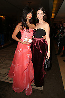 BEVERLY HILLS, CA - JANUARY 06: Jameela Jamil, Caitriona Balfe at the Amazon Prime Video's Golden Globe Awards After Party at The Beverly Hilton Hotel on January 6, 2019 in Beverly Hills, California. <br /> CAP/MPI/FS<br /> &copy;FS/MPI/Capital Pictures
