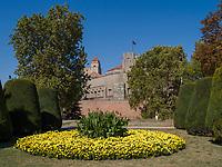 Milit&auml;rmuseum in Festung Kalemegdan, Belgrad, Serbien, Europa<br /> military museum in the fortress Kalemegdan,  Belgrade, Serbia, Europe