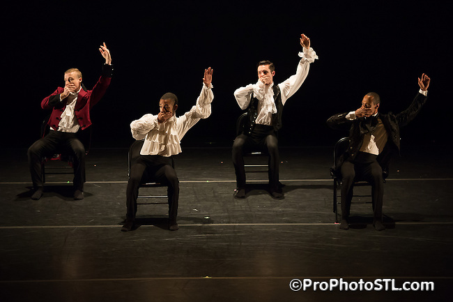 Invigorate dance showcase presented by Big Muddy Dance Company at Touhill in St. Louis on June 20-22, 2013.