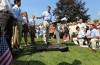 Presidential hopeful Texas Gov. Rick Perry