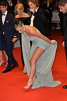 """CANNES, FRANCE. May 24, 2019: Adele Exarchopoulos  at the gala premiere for """"Sybil"""" at the Festival de Cannes.<br /> Picture: Paul Smith / Featureflash"""
