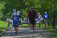 Laura Davies (ENG) makes her way to 11 during round 2 of the 2018 KPMG Women's PGA Championship, Kemper Lakes Golf Club, at Kildeer, Illinois, USA. 6/29/2018.<br /> Picture: Golffile | Ken Murray<br /> <br /> All photo usage must carry mandatory copyright credit (© Golffile | Ken Murray)