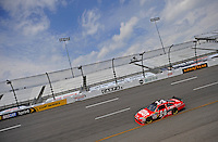 May 1, 2009; Richmond, VA, USA; NASCAR Sprint Cup Series driver Tony Stewart during practice for the Russ Friedman 400 at the Richmond International Raceway. Mandatory Credit: Mark J. Rebilas-
