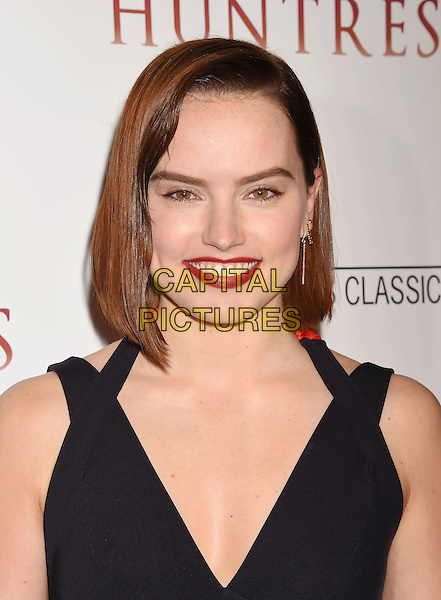 LOS ANGELES, CA - OCTOBER 18: Actress/Narrator/Executive producer Daisy Ridley arrives at the Premiere Of Sony Pictures Classics' 'The Eagle Huntress' at Pacific Theaters at the Grove on October 18, 2016 in Los Angeles, California.<br /> CAP/ROT/TM<br /> &copy;TM/ROT/Capital Pictures