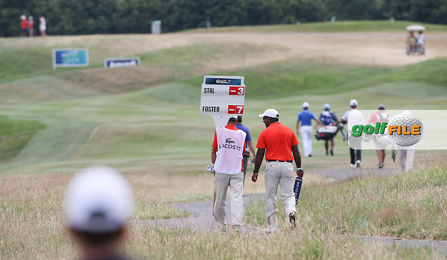 /fost/ heading down the 17th  during Round Three of the 2015 Alstom Open de France, played at Le Golf National, Saint-Quentin-En-Yvelines, Paris, France. /04/07/2015/. Picture: Golffile | David Lloyd<br /> <br /> All photos usage must carry mandatory copyright credit (&copy; Golffile | David Lloyd)
