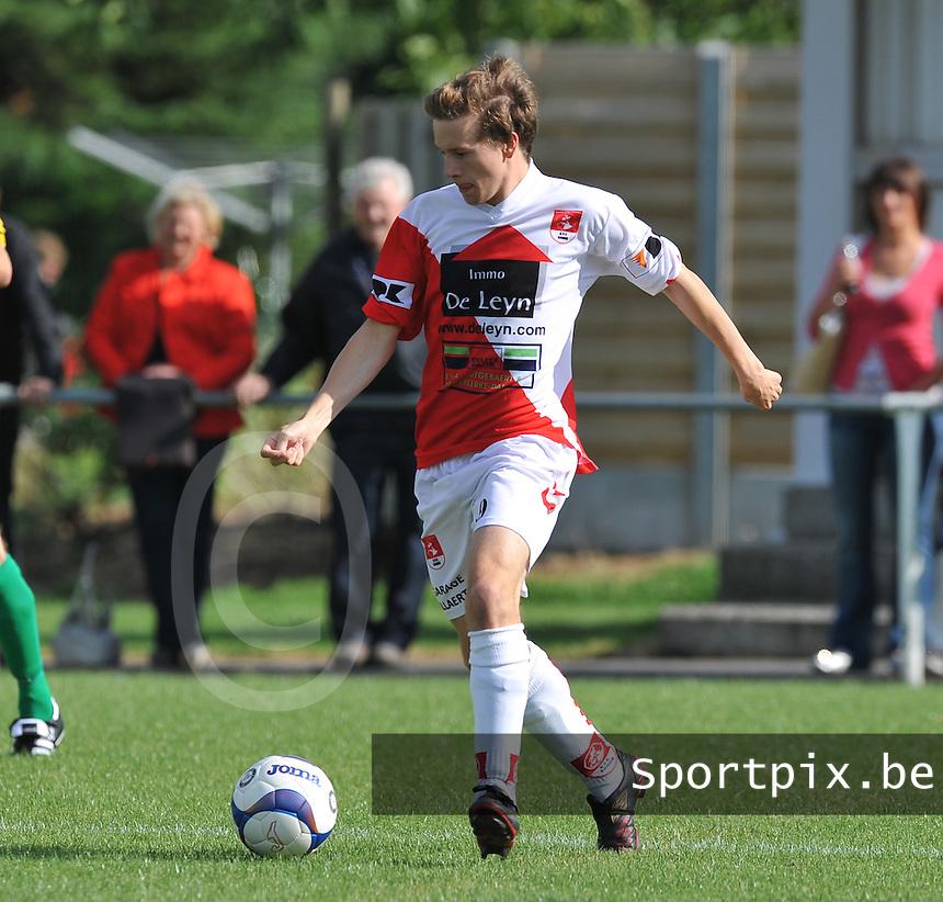 SVV Damme : Corneel Bekaert.foto VDB / BART VANDENBROUCKE