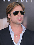 Brad Pitt at the Columbia Pictures' Premiere of SALT held at The Grauman's Chinese Theatre in Hollywood, California on July 19,2010                                                                               © 2010 Debbie VanStory / Hollywood Press Agency