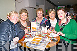 Cheltenham Preview : Attending the Cheltenhan Preview night at Christies Bar. Listowel on Sunday night last were Mary Browne , Martha Woulfe, Mary Keane, Margaret McAuliffe & Margaret Hegarty.